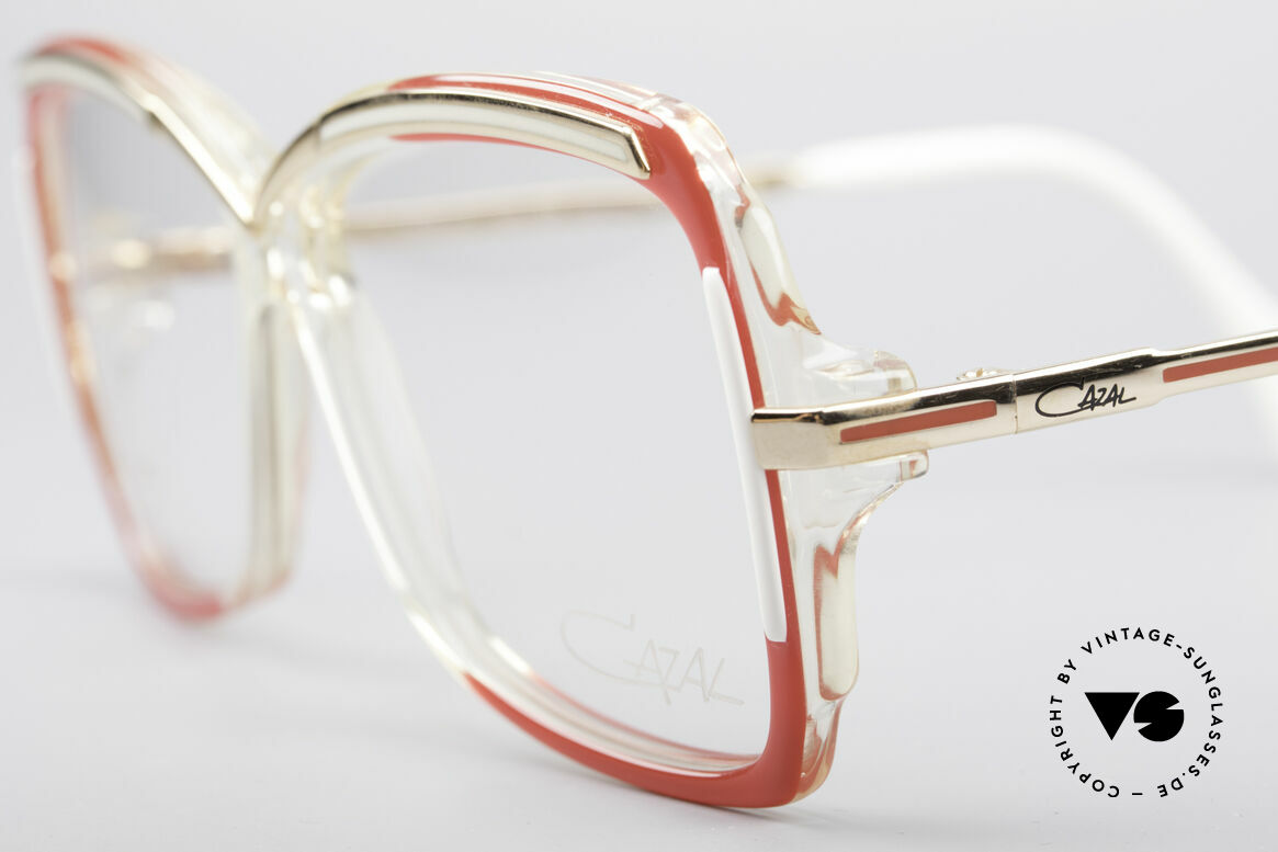 Cazal 177 80's Designer Glasses, new old stock (like all our rare vintage eyeglasses), Made for Women