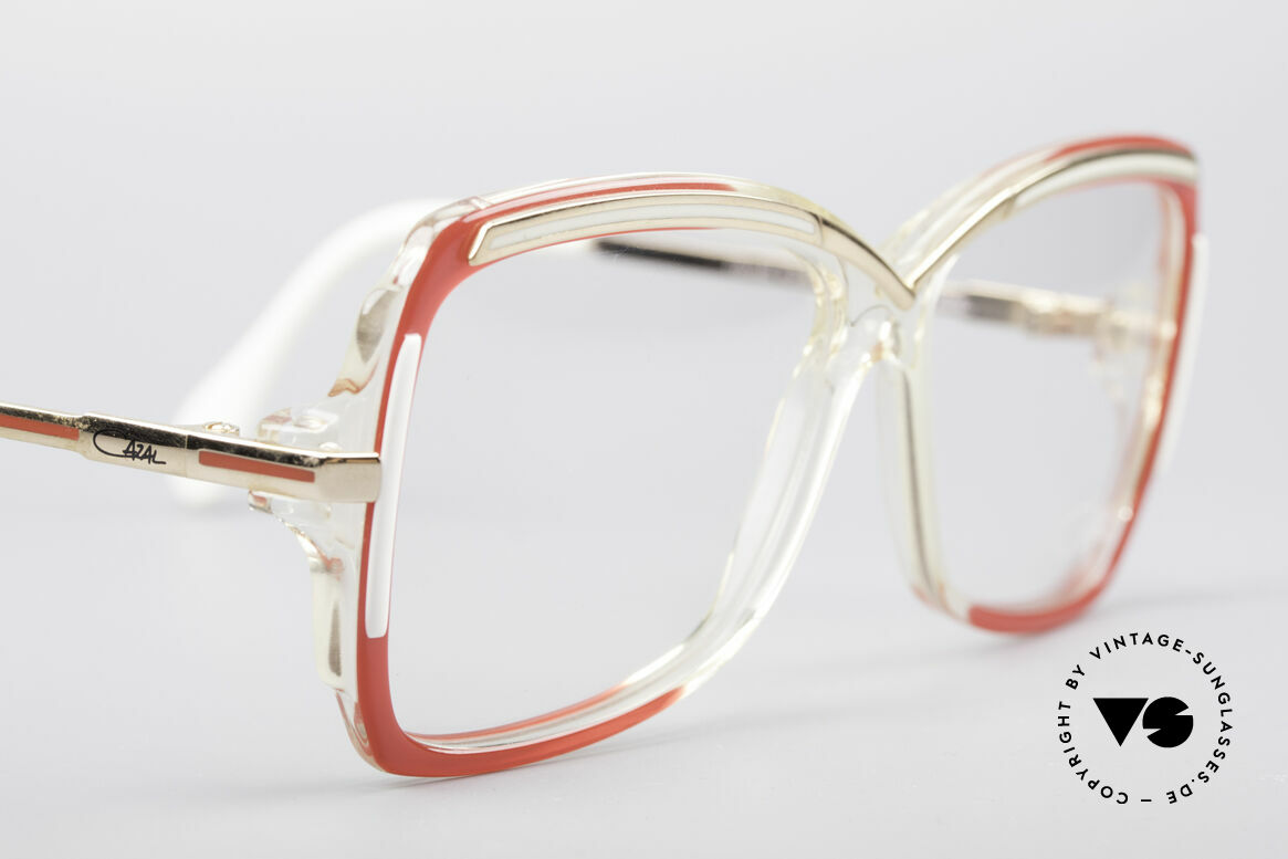 Cazal 177 80's Designer Glasses, NO RETRO fashion; but a costly old Cazal original!, Made for Women
