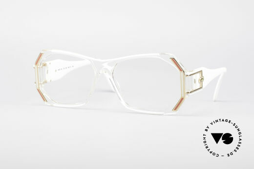 Cazal 182 80's HipHop Old School Frame Details