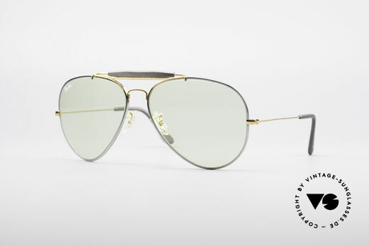 Ray Ban Outdoorsman II Precious Metals Changeable Details