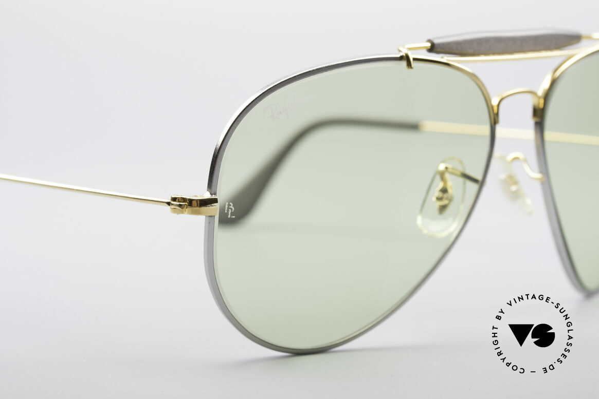 Ray Ban Outdoorsman II Precious Metals Changeable