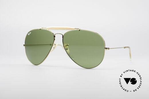 Ray Ban Outdoorsman II B&L USA Shades Details