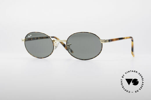 Ray Ban Sidestreet Oval Diner Shades Details