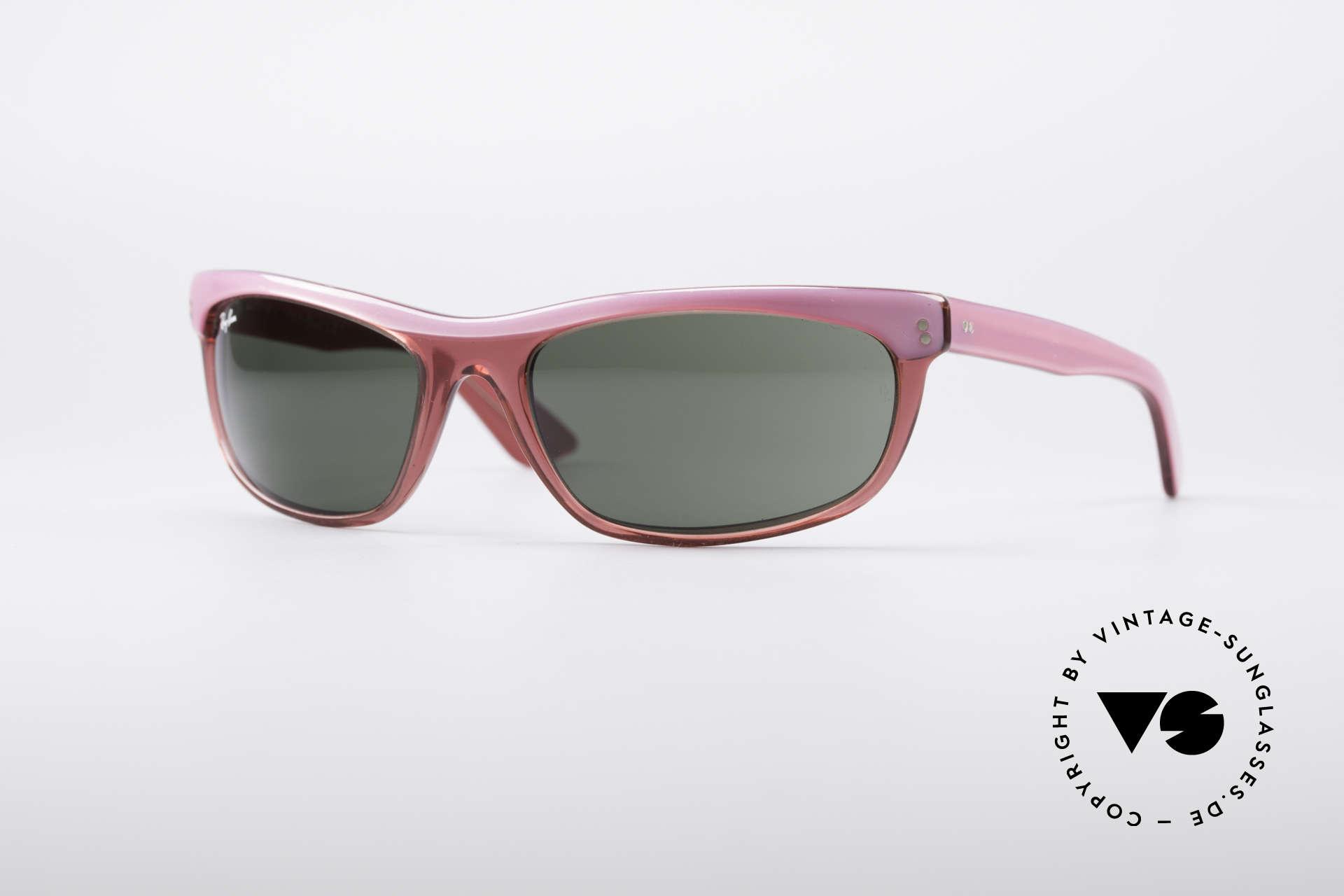 3222bb1ec4f7 Sunglasses Ray Ban Balorama Clint Eastwood Shades | Vintage Sunglasses