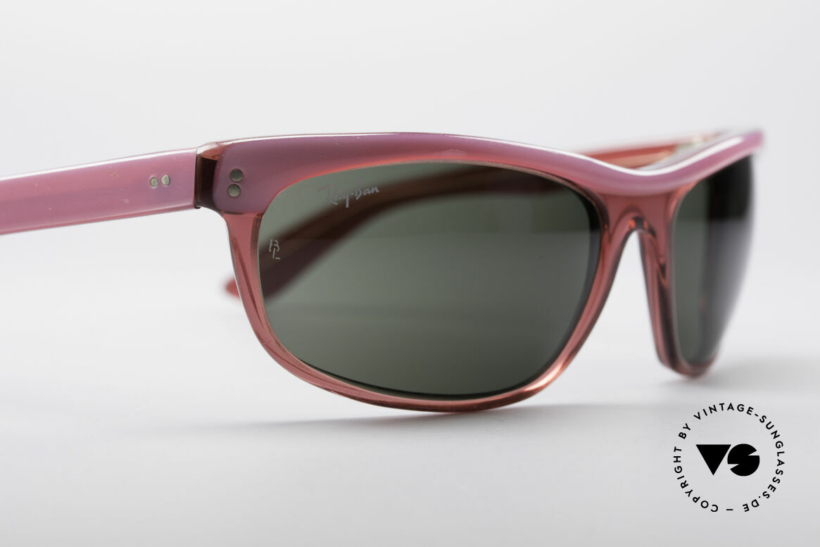 Ray Ban Balorama Clint Eastwood Shades, with orig. Bausch & Lomb G-15 quality lenses, Made for Men