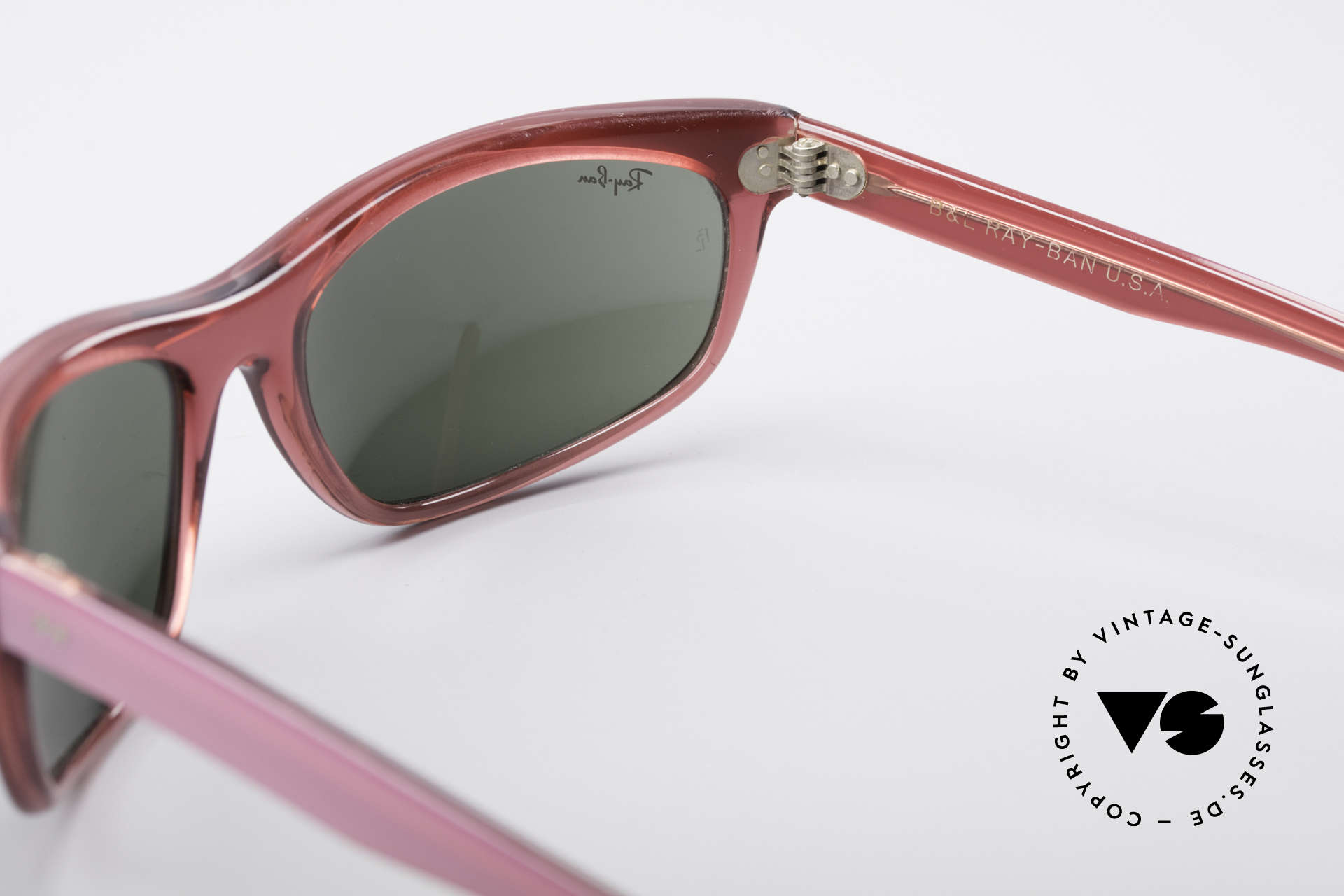 Ray Ban Balorama Clint Eastwood Shades, never worn (like all our vintage USA RAY BANS), Made for Men