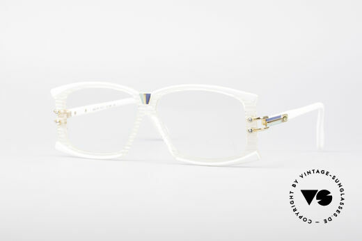 Cazal 195 80's Hip Hop Glasses Details