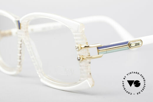Cazal 195 80's Hip Hop Glasses