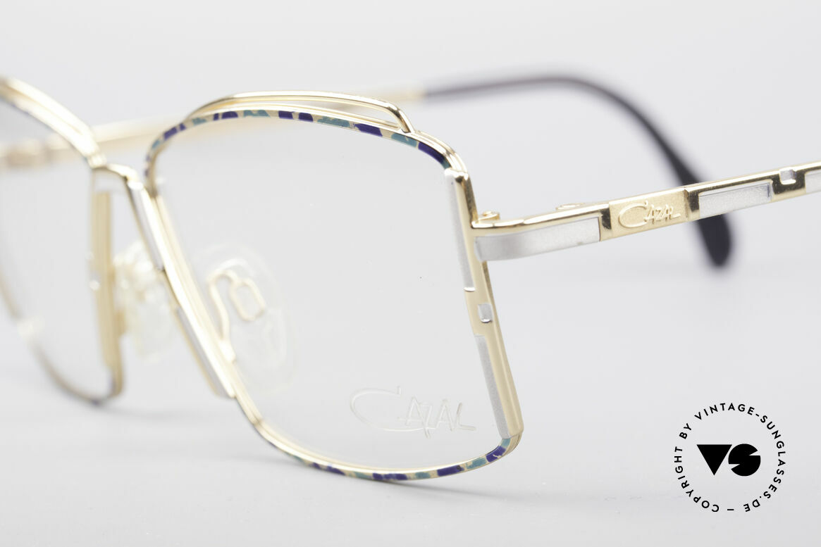 Cazal 264 No Retro True Vintage Frame, genuine old original from the 90's - NO retro glasses, Made for Women