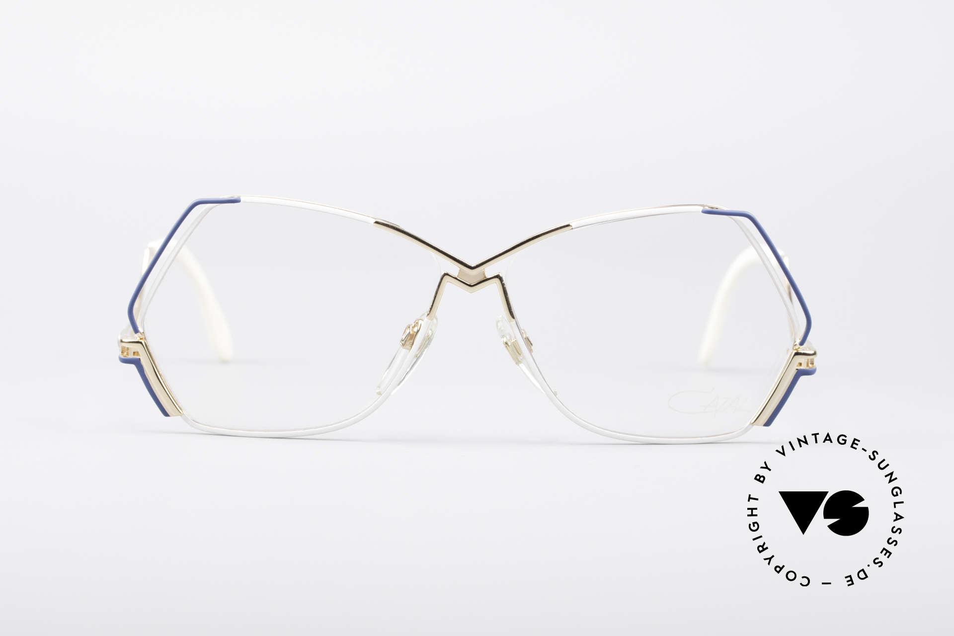 Cazal 226 West Germany Vintage Glasses, enchanting creation by Mr. CAri ZALloni (Mr. CAZAL), Made for Women