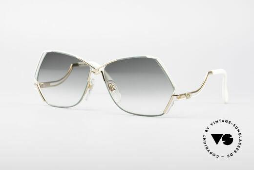 eda30be6cd Cazal 226 Extraordinary Vintage Shades Details