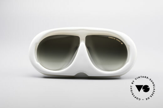 Porsche 5628 Lenses 80's Folding Sunglasses Details