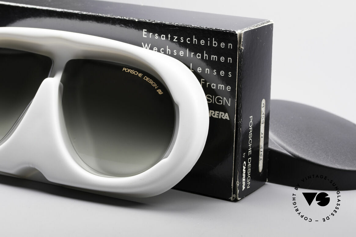 Porsche 5628 Lenses 80's Folding Sunglasses, original lenses from the 1980's (made in Germany), Made for Men