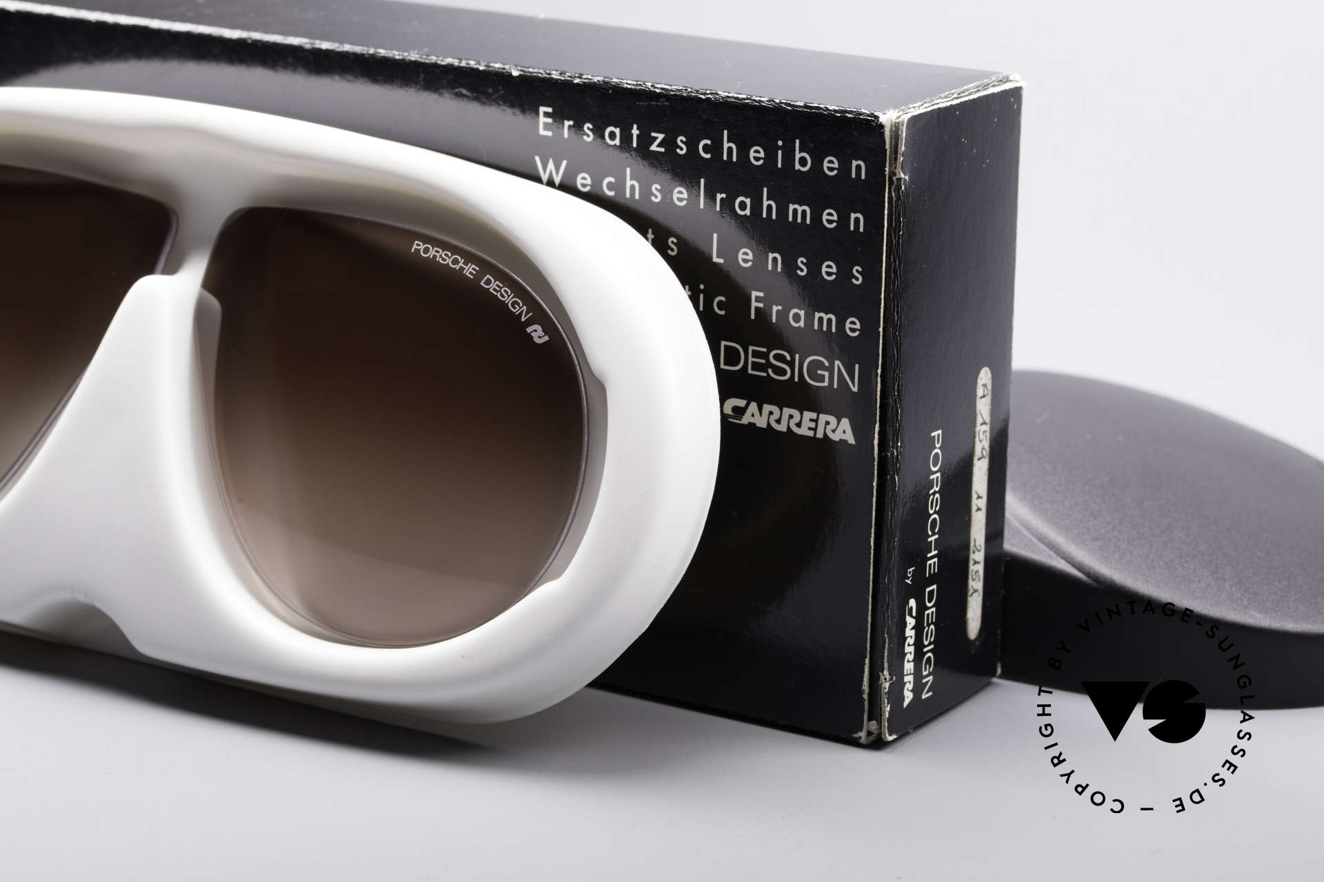 Porsche 5628 Lenses 80's Folding Sunglasses, original lenses from the 1980's (made in Germany), Made for Men and Women
