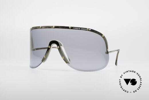 Porsche 5620 Original Yoko Ono Shades Gold Details
