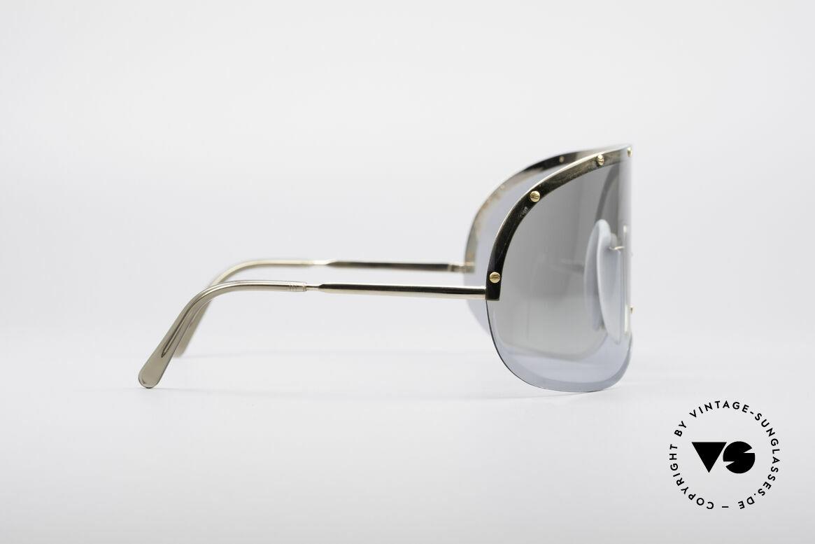 Porsche 5620 Original Yoko Ono Shades Gold, thus, worldwide well-known as original 'Yoko Ono shades', Made for Men and Women