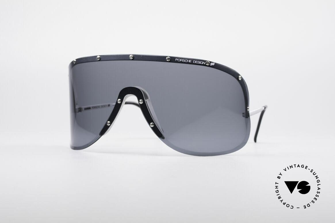 Porsche 5620 Original Yoko Ono Shades, mod. 5620: vintage Porsche sunglasses by Carrera Design, Made for Men and Women