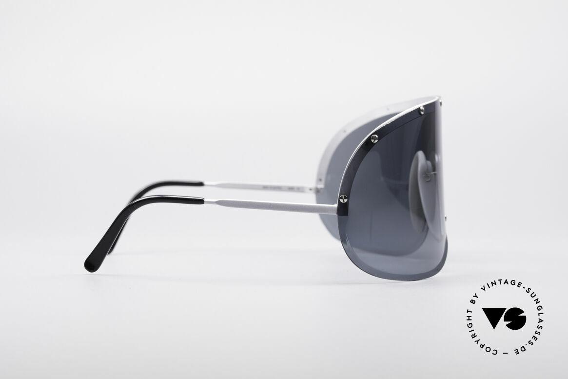 Porsche 5620 Old Yoko Ono Shades Silver, thus, worldwide well-known as original 'Yoko Ono shades', Made for Men and Women