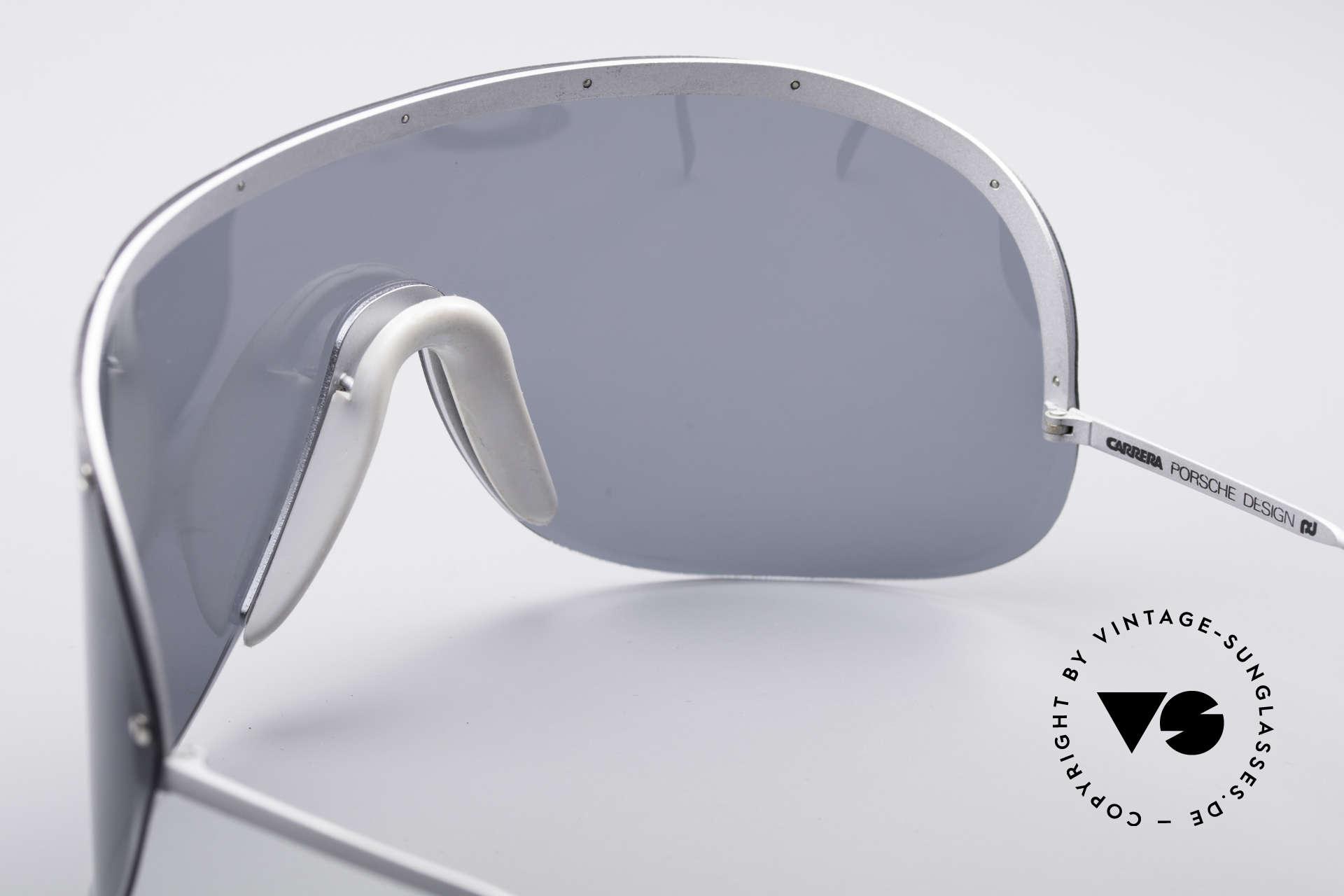 Porsche 5620 Original Yoko Ono Shades, originally produced as 'sports glasses' (polarized shades), Made for Men and Women