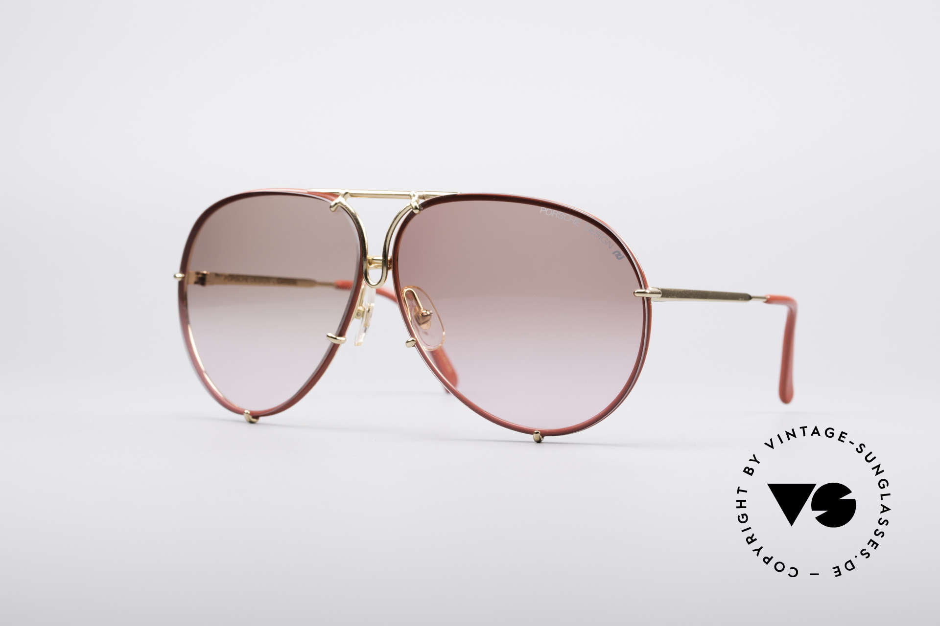 Porsche 5623 Limited Special Edition, vintage Porsche Design by Carrera shades from 1987, Made for Women