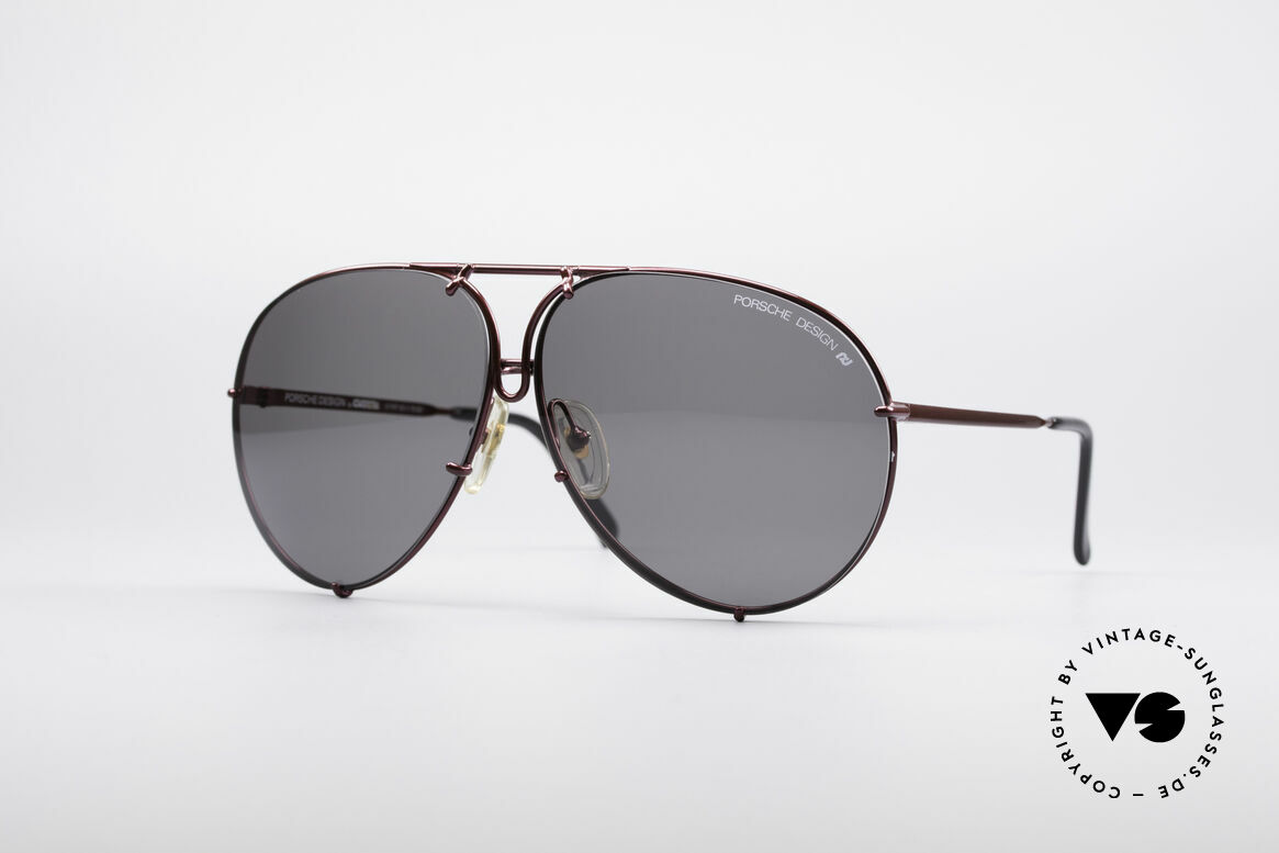 Sunglasses Porsche 5623 80 S Aviator Sunglasses Vintage