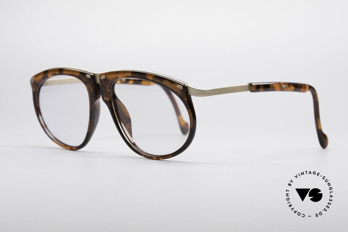 Porsche 5660 Adjustable Vintage Frame, extraordinary designer frame in XLarge size 58/14, Made for Men