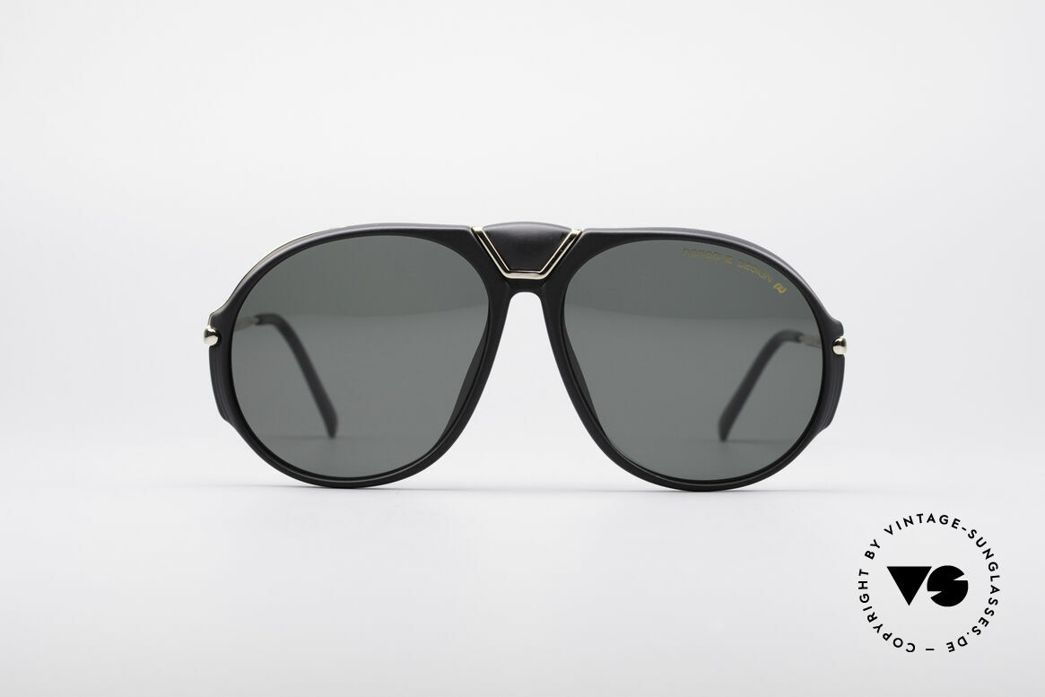 Porsche 5659 Interchangeable Shades S, original 90's shades with interchangeable lenses, Made for Men and Women