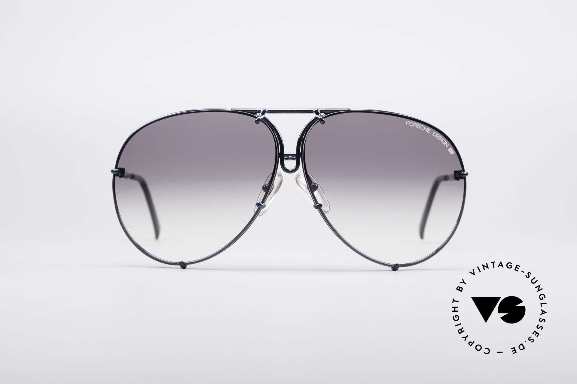 Porsche 5623 80's Aviator Sunglasses, one of the most wanted vintage models, worldwide!, Made for Men and Women