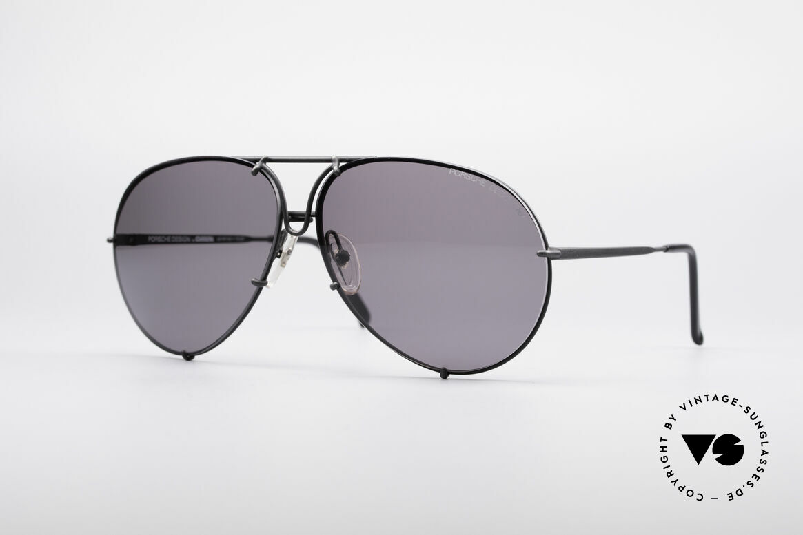 Porsche 5621A Rare 90's Aviator Shades, model 5621A = 90's MEDIUM size (LARGE size, today), Made for Men