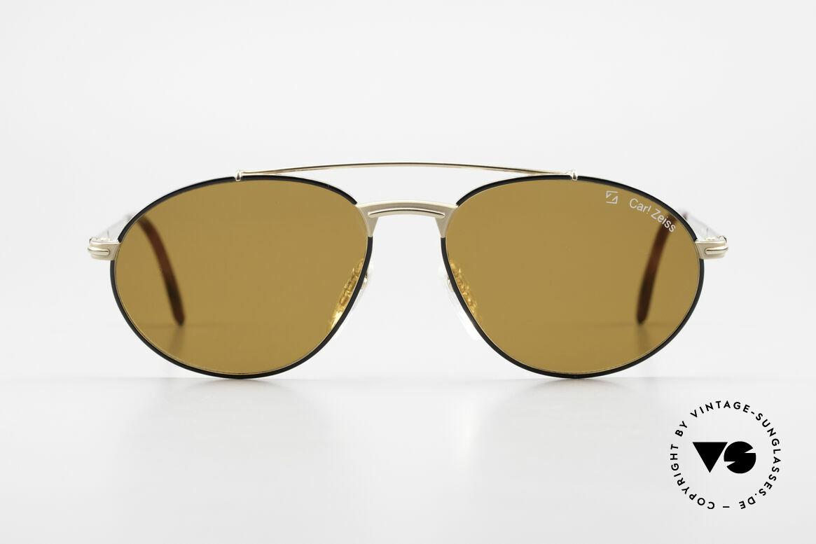 Zeiss 9401 Men's 90's Premium Glasses, high-end Carl Zeiss lenses (nonreflecting / coated), Made for Men