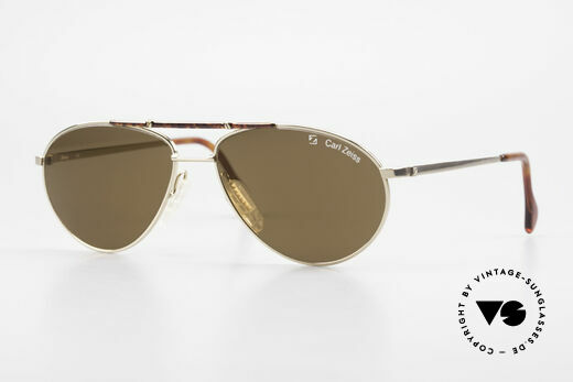 Zeiss 9399 Vintage Men's 90's Sunglasses Details