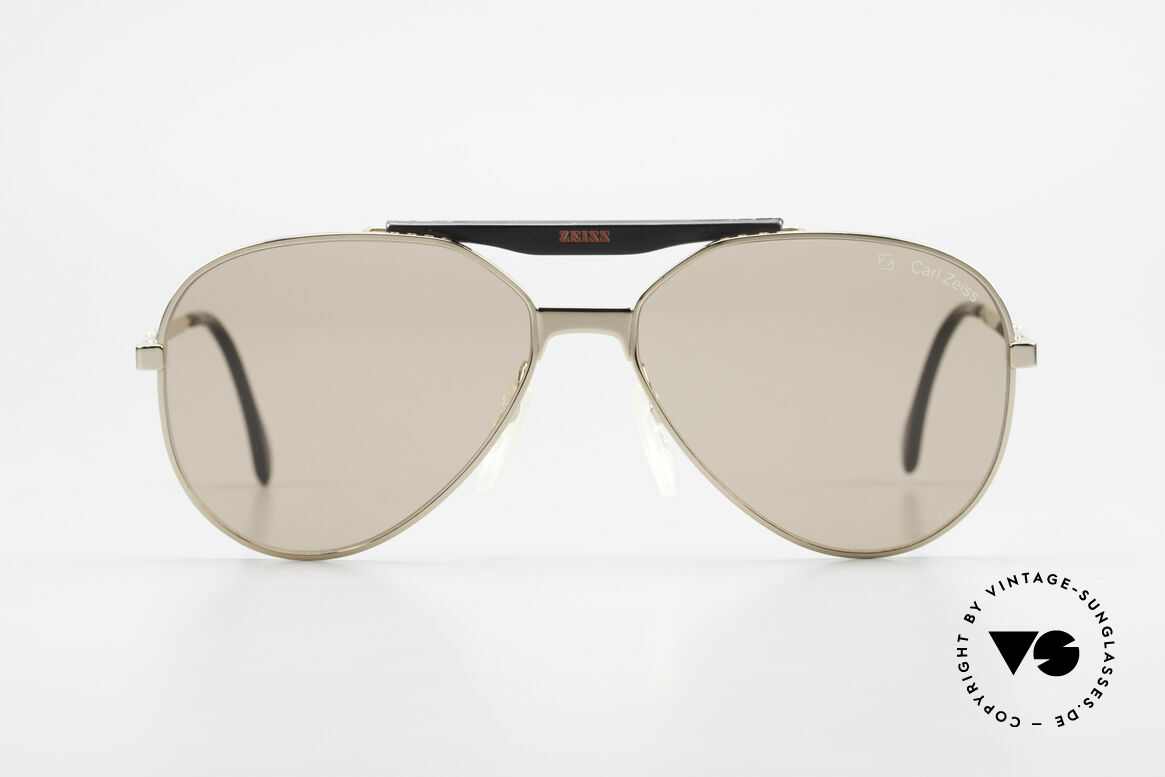 Zeiss 9931 Premium Vintage Sunglasses, this rare 90's model combines all quality features, Made for Men