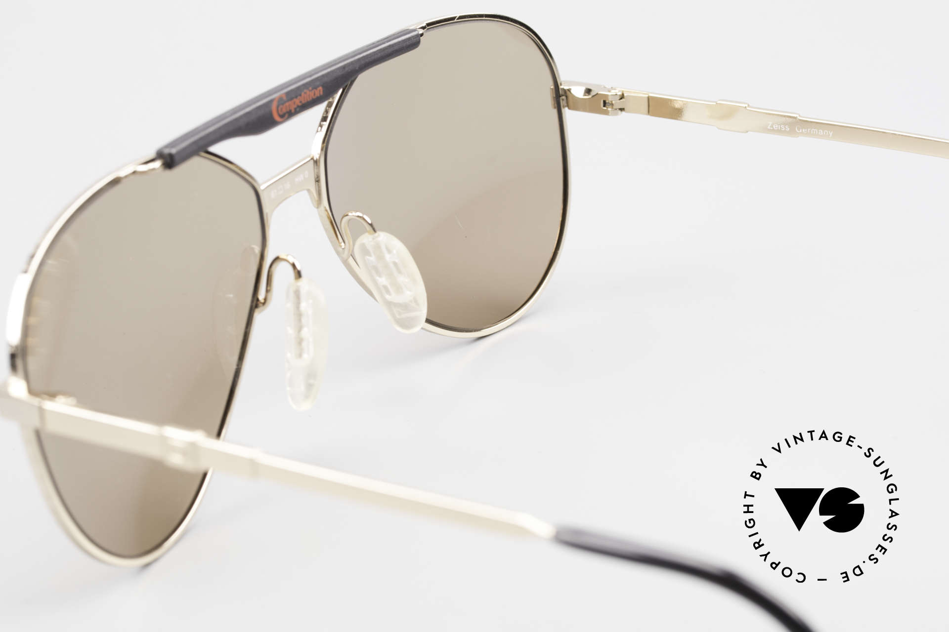 Zeiss 9931 Premium Vintage Sunglasses, Size: large, Made for Men