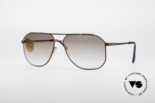 Zeiss 9288 80's True Vintage Shades Details