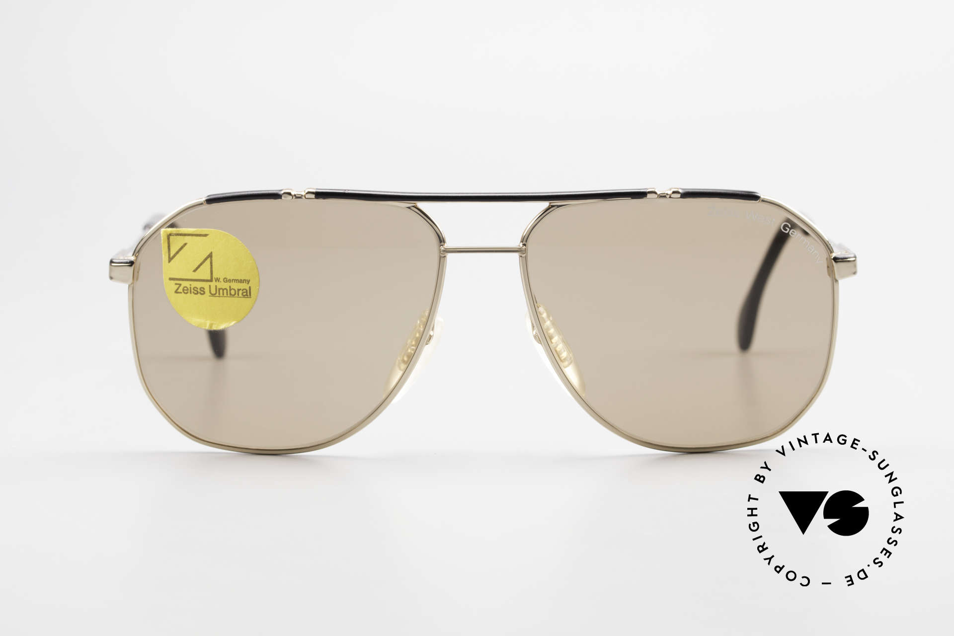 Zeiss 9288 80's Umbral Quality Sun Lenses, top-notch 80's craftsmanship - You must feel this!, Made for Men