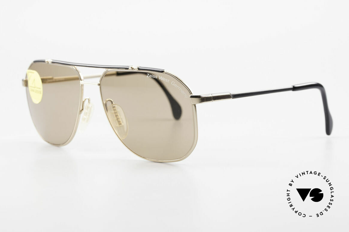 Zeiss 9288 80's Umbral Quality Sun Lenses, ZEISS Umbral mineral lenses for 100% UV protection, Made for Men