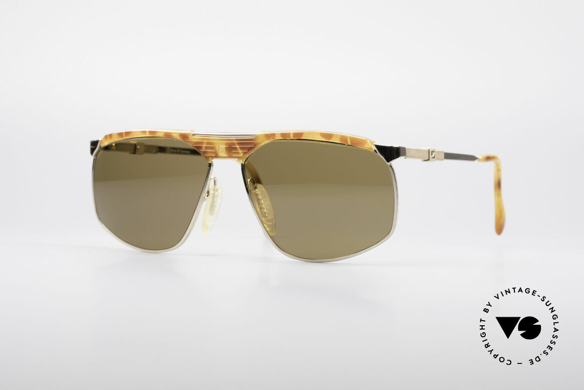 Zeiss 9926 Interchangeable Temples, vintage sunglasses by Carl Zeiss (made in W.Germany), Made for Men
