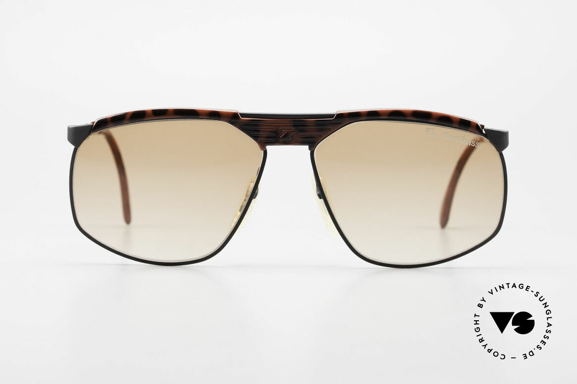 Zeiss 9926 Interchangeable Temples 80's, vintage sunglasses by Carl Zeiss (made in W.Germany), Made for Men