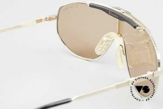 Zeiss 9937 Rare Panorama 90's Shades, never worn (like all our vintage ZEISS sunglasses), Made for Men