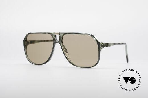 Zeiss 8140 80's Mens Sunglasses Details