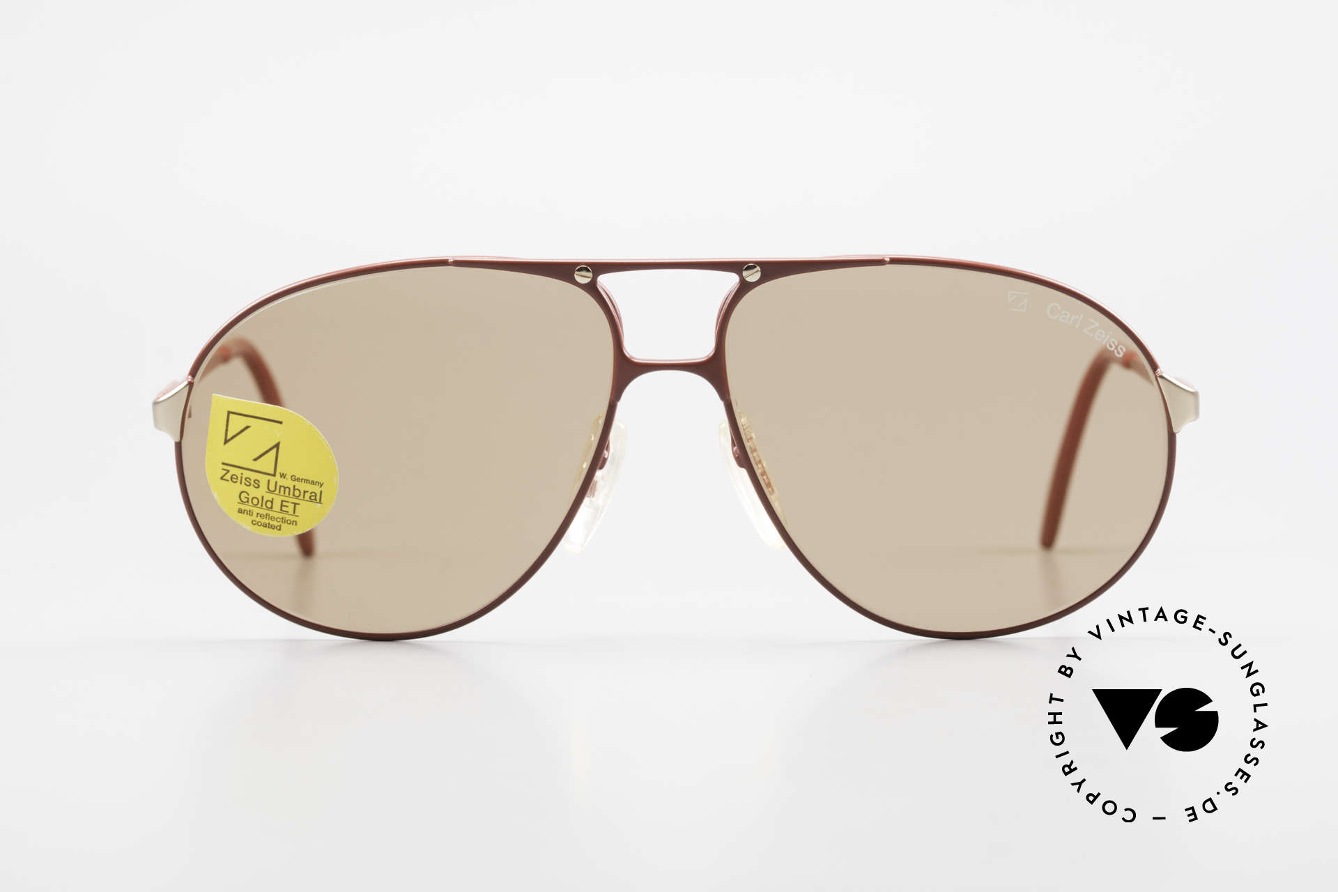 Zeiss 9289 Umbral Quality Mineral Lenses, a real alternative to the ordinary 'aviator design', Made for Men