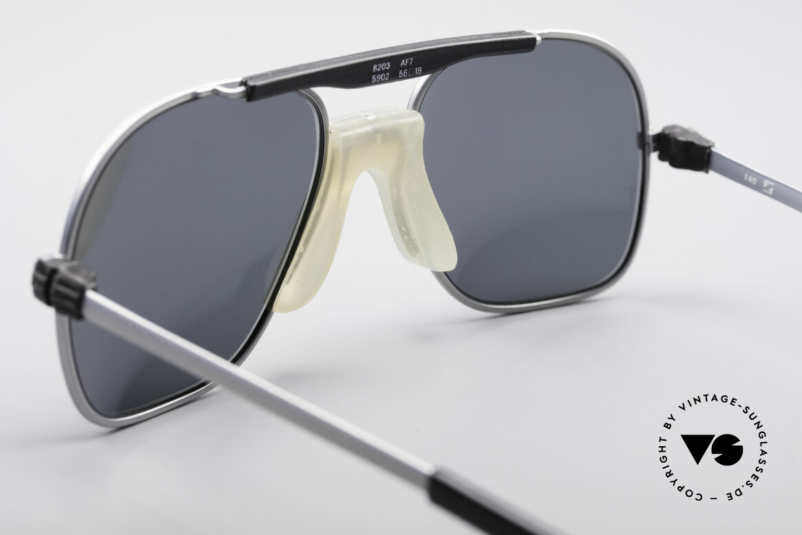 Zeiss 8203 Swiss Army 80's Shades