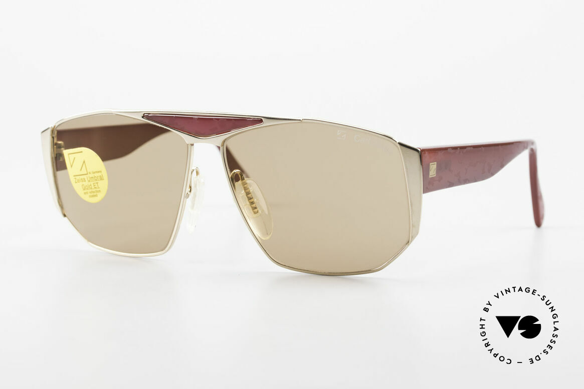 Zeiss 9302 Old 80's West Germany Shades, massive men's sunglasses by Zeiss from the early 80's, Made for Men