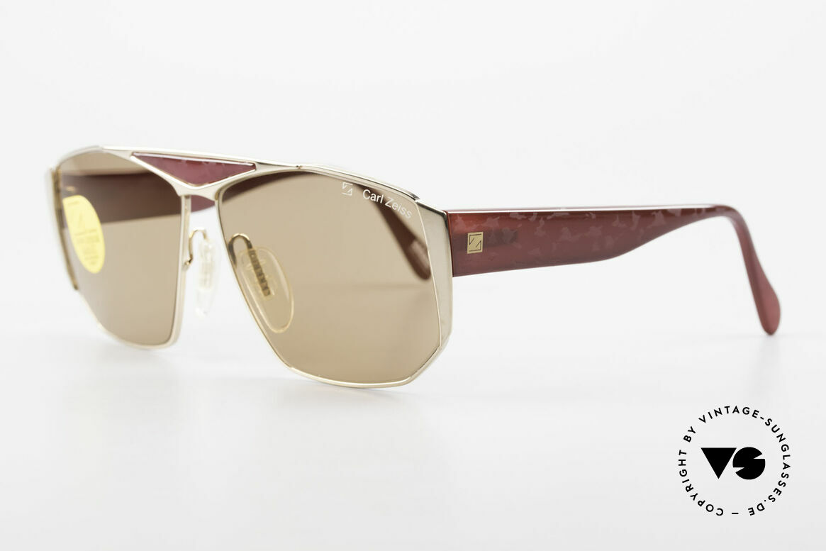 Zeiss 9302 Old 80's West Germany Shades, glare-free and high-contrast vision with color fidelity, Made for Men