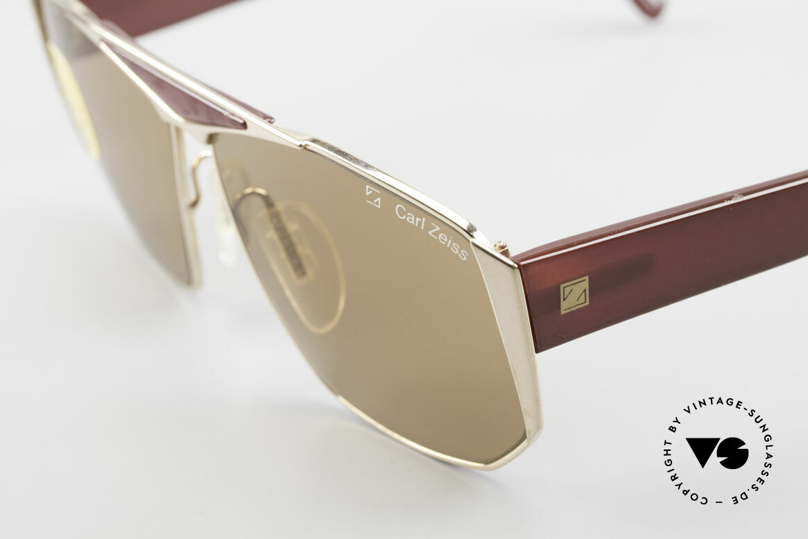 Zeiss 9302 Old 80's West Germany Shades, unbelievable quality (You must feel this !) - monolithic, Made for Men