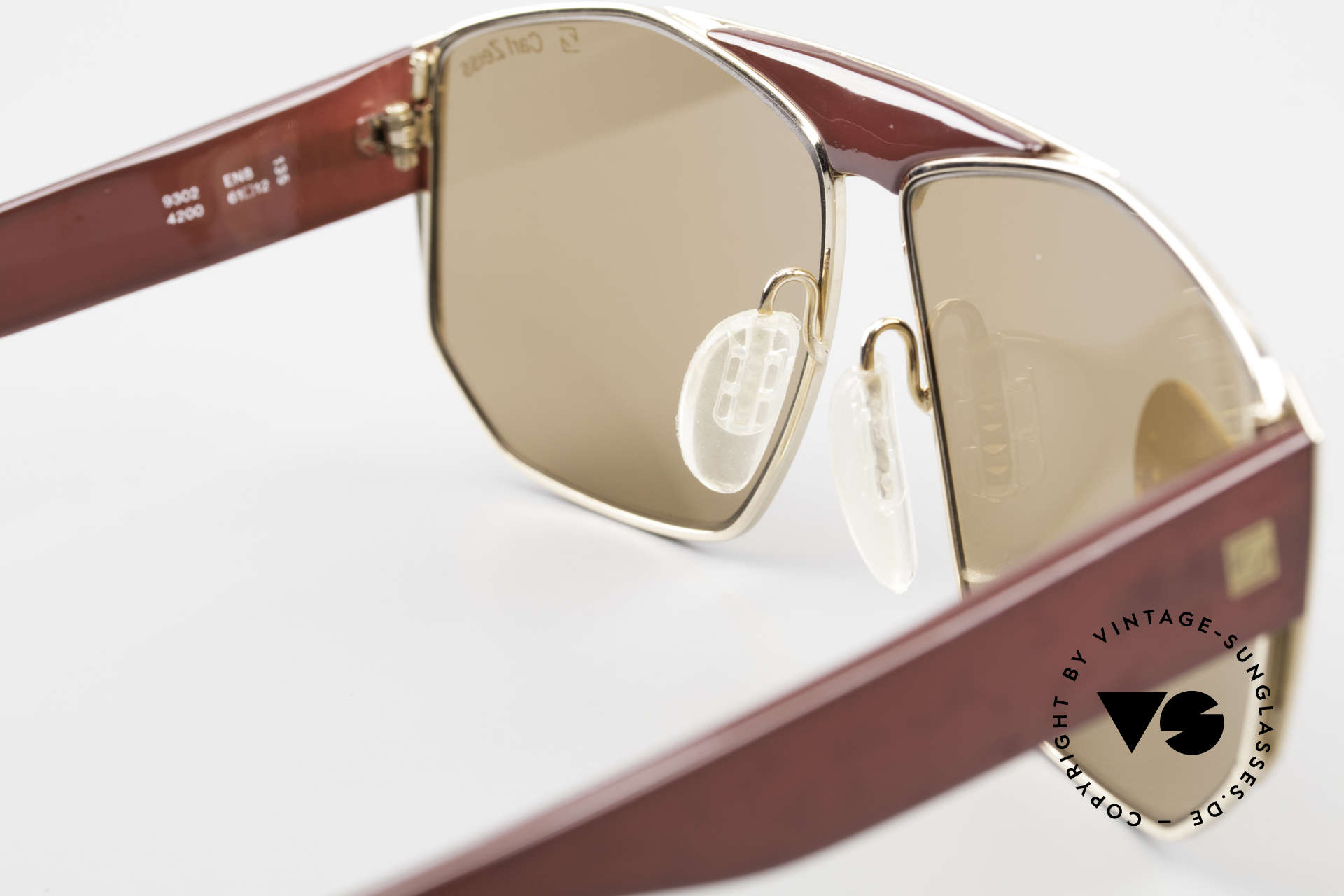 Zeiss 9302 Old 80's West Germany Shades, NO RETRO fashion, but an old WEST GERMANY original, Made for Men