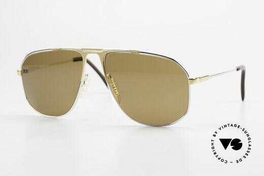 Zeiss 5871 80's Men's Quality Sunglasses Details