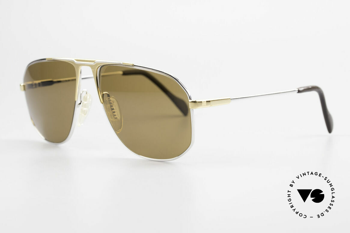 Zeiss 5871 80's Men's Quality Sunglasses, monolithic design .. built to last .. You must feel this!, Made for Men