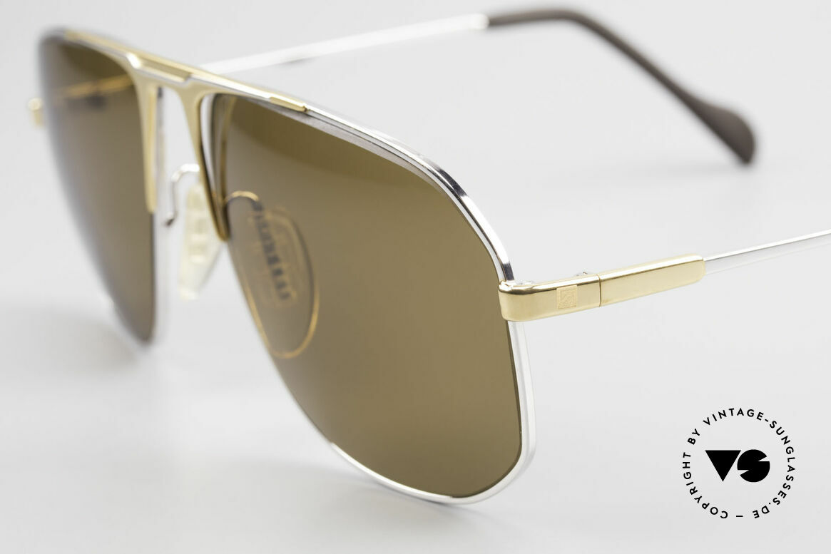 Zeiss 5871 80's Men's Quality Sunglasses, high-end mineral lenses (scratch-resistant & 100% UV), Made for Men