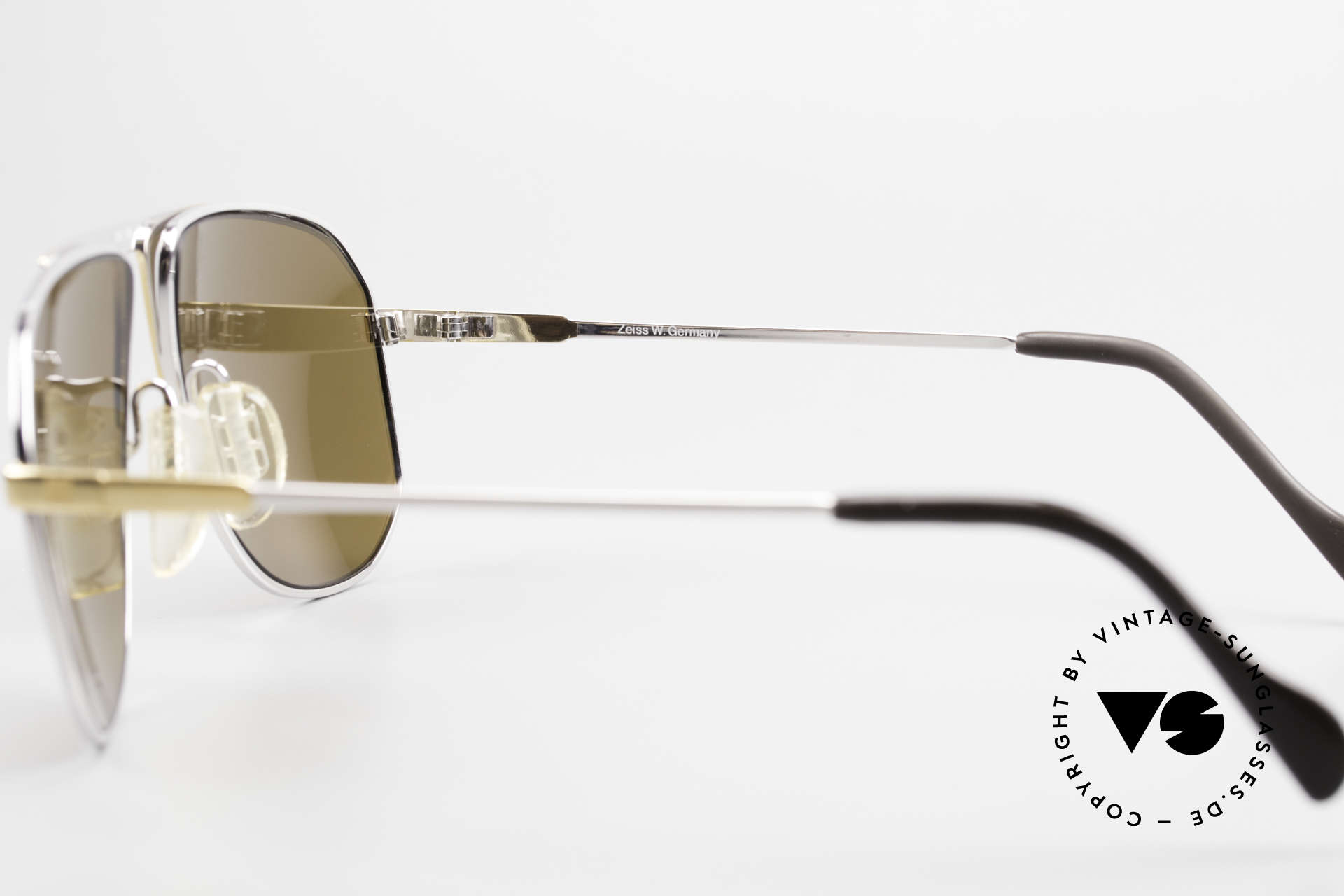 Zeiss 5871 80's Men's Quality Sunglasses, NO RETRO shades, but a genuine 35 years old original!, Made for Men